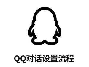 网页在线沟通QQ直接点击对话设置流程